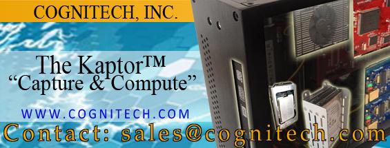 Cognitech Mobile Kaptor Integrated System
