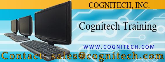 Cognitech Online Training Banner