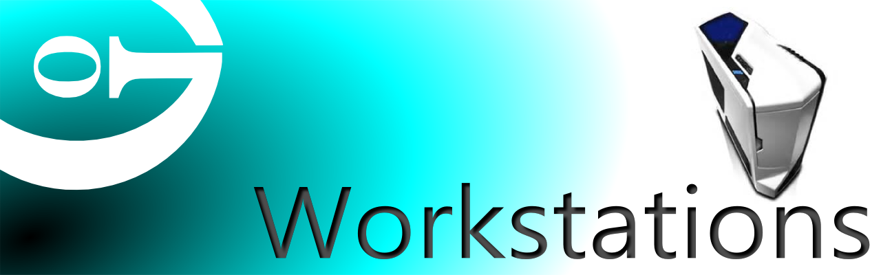 Cognitech Desktops and Laptop Workstations