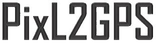 PixL2GPS logo