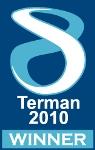 Terman 2010 Award Winner Banner