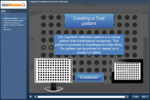 Cognitech AutoMeasure Camera Calibration Tutorial