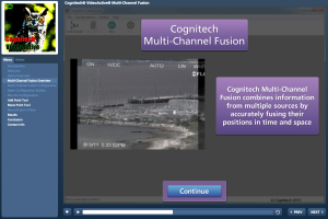 Cognitech VideoActive Multi-Channel Fusion Tutorial