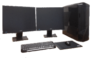 Cognitech Desktop Integrated Workstations